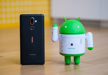El Nokia 7 Plus comienza a recibir la actualización a Android 10