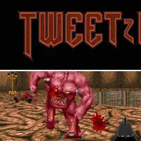 Este bot permite jugar a 'Doom' en Twitter, en una de las variantes más extrañas del mítico shooter