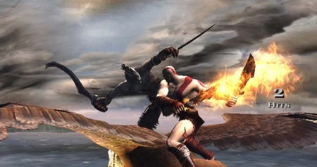 Así luce God of War Collection en el PS Vita