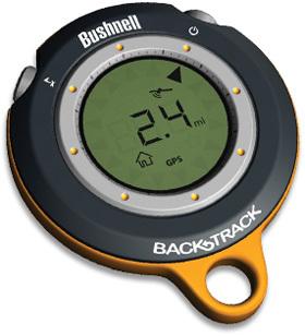 Bushnell GPS Backtrack: Un GPS de bolsillo para no perdernos