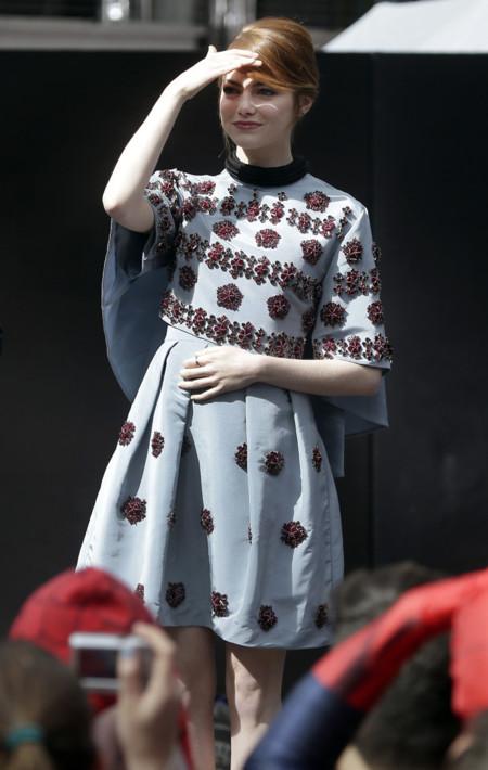 Emma Stone Erdem