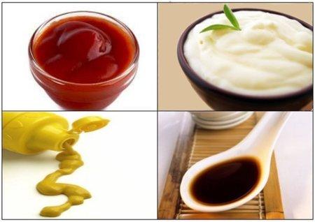 Adivina adivinanza: ¿cuál es la salsa con menos sodio?