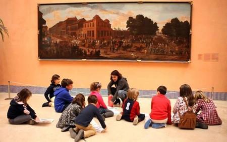 """El Museo Thyssen-Bornemisza ha creado """"Family Thyssen"""" un programa para padres con peques de 6 a 12 años"""