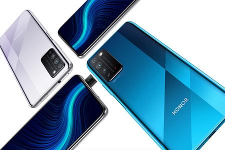 Honor X10: cámara motorizada y pantalla de 90 Hz para el nuevo móvil 5G económico
