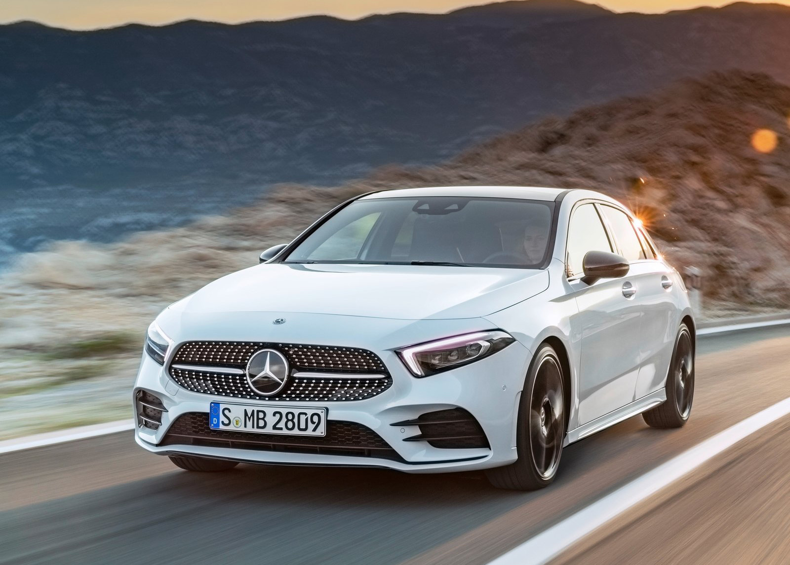 Foto de Mercedes-Benz Clase A 2019 (3/11)