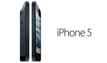 Los iPhone 5 agotados en Estados Unidos
