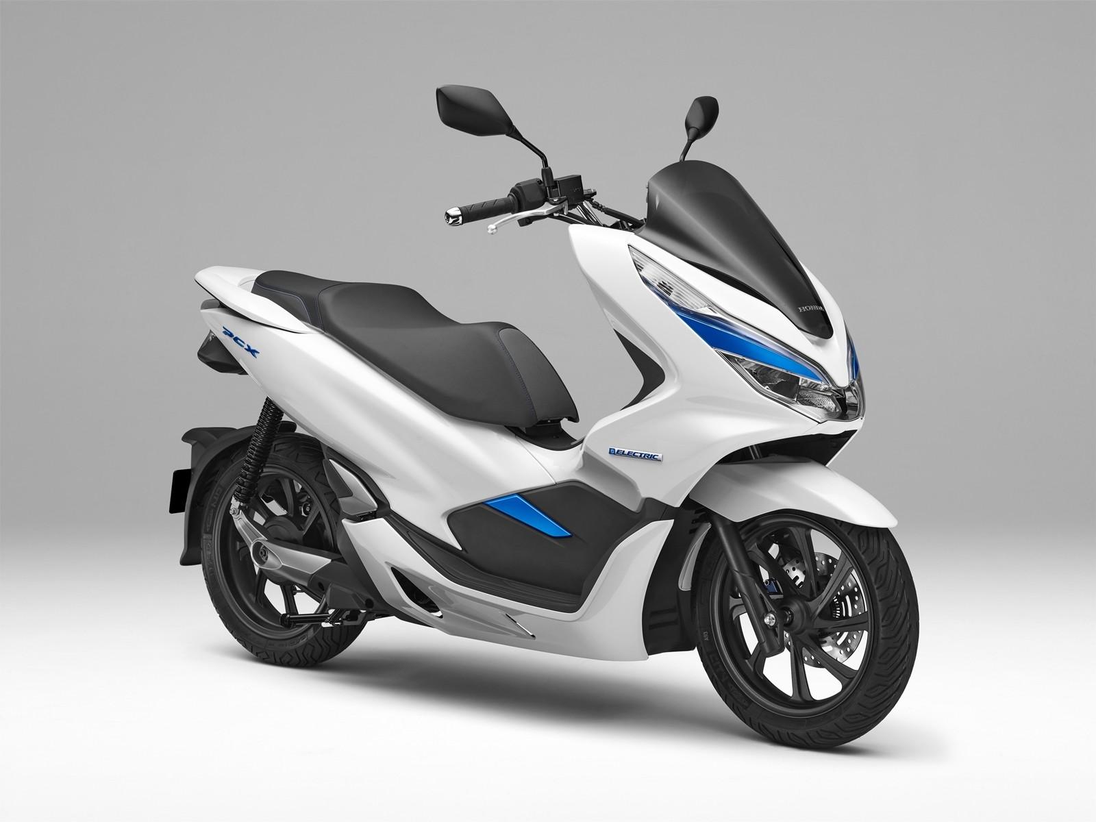 Foto de Honda PCX Electric y Honda PCX Hybrid (1/11)