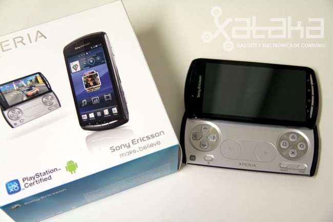 análisis Sony Xperia Play en Xataka