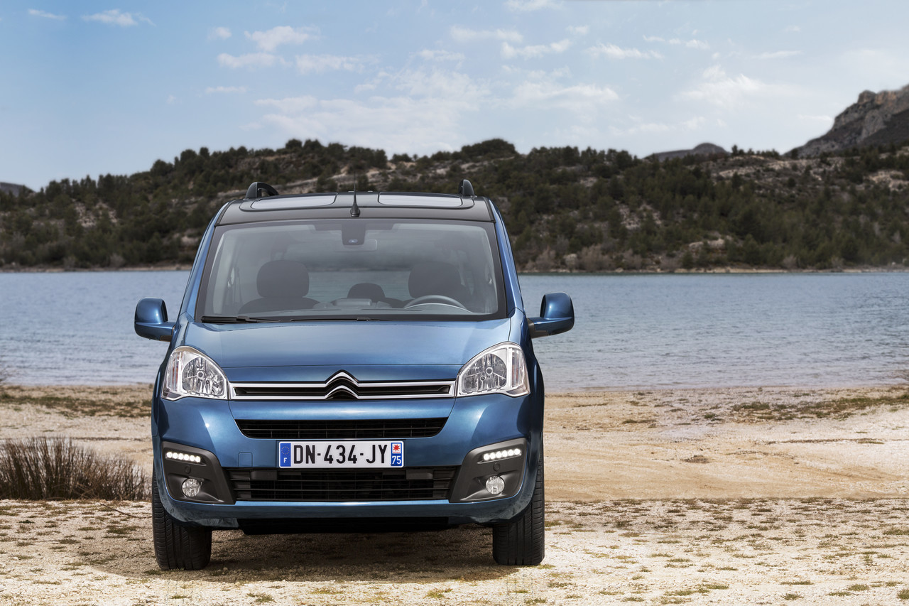 Foto de Citroën Berlingo (32/61)