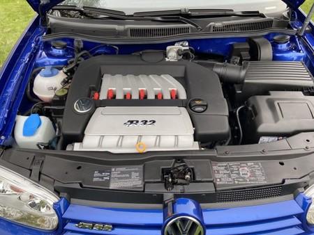 Golf R32 Motor