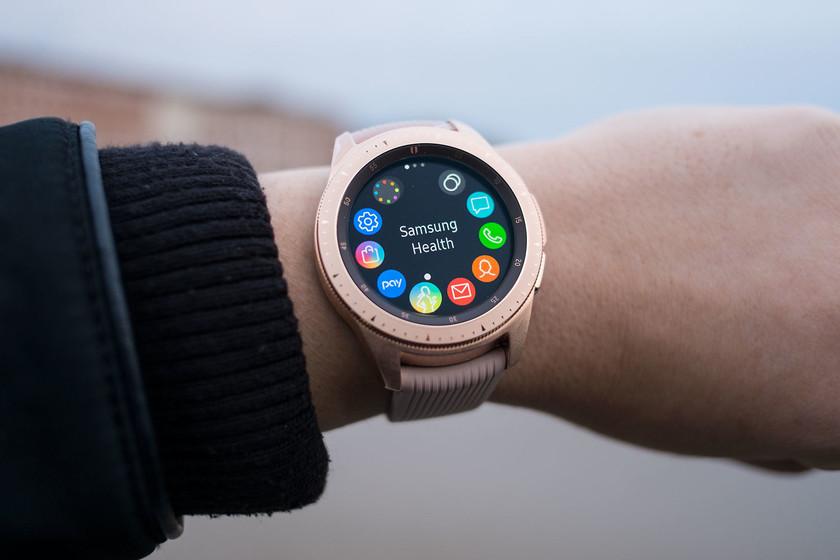 Descripción Reloj Samsung Galaxy Watch