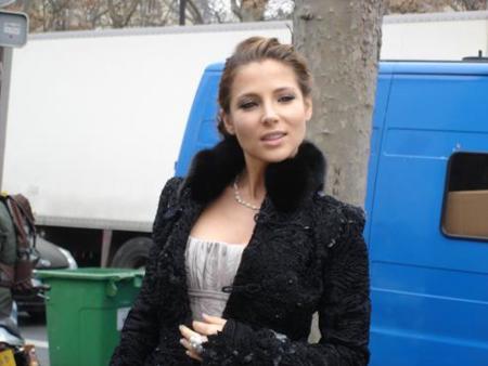 Elsa Pataky se luce en París para el Hortera de Bolera de enero