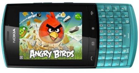 nokia asha angry birds
