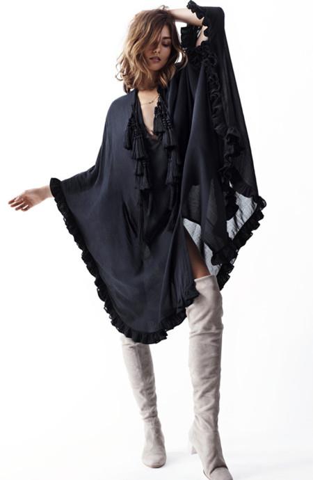 Vestido HM primavera coleccion 2014
