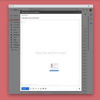 Este truco de Gmail permite enviar imágenes arrastrando y soltando, pero añadiendo como archivo en vez de como imagen