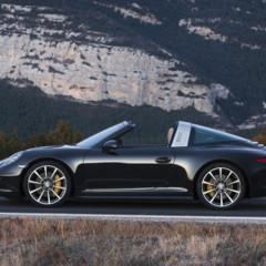 Foto 5 de 11 de la galería porsche-911-targa-991 en Motorpasión