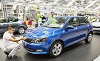El Škoda Fabia 2015 empieza a fabricarse