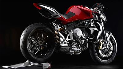 Salón de Milán 2012: MV Agusta Brutale 800