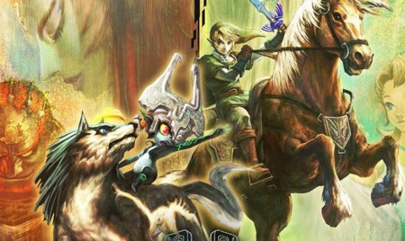 Link afila su espada con el tráiler de lanzamiento de The Legend of Zelda: Twilight Princess HD