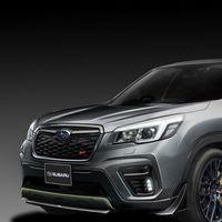Subaru Forester e Impreza STI Concept, por ahora sólo para el Auto Show de Tokio