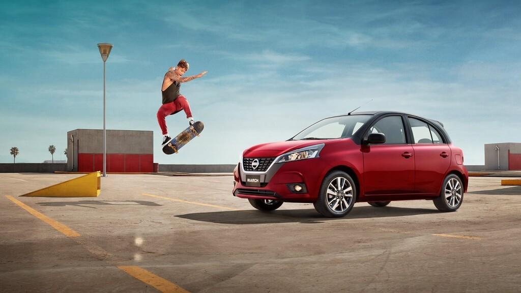 El Nissan March 2021 ya tiene precio en México: el top-seller se renueva