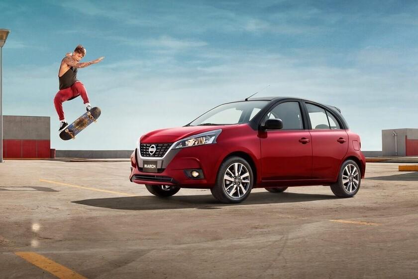 Nissan March 2021: Precios, versiones y equipamiento en México