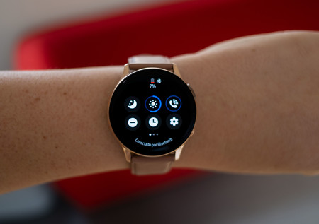 Samsung Galaxy Watch Active 2 Cortinilla