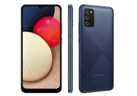 El Samsung Galaxy A02s llega a España: precio y disponibilidad oficiales del móvil más barato de Samsung