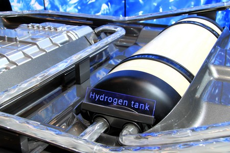 Toyota Tanque De Hidrogeno