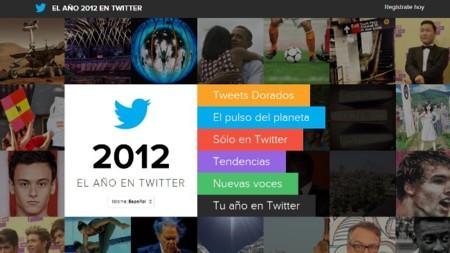 Twitter le pega un repaso muy elaborado a lo que ha sido el 2012 en su plataforma