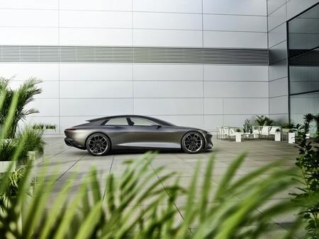 Audi Grandsphere Concept 2021 009