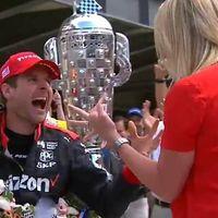 Will Power gana unas 500 Millas de Indianápolis en las que Oriol Serviá rozó la victoria