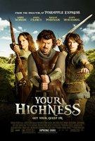 'Caballeros, princesas y otras bestias', con Natalie Portman y James Franco, cartel y tráiler sin censura
