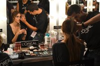 En el backstage de Cibeles Madrid Fashion Week: la inspiración maya de Devota & Lomba