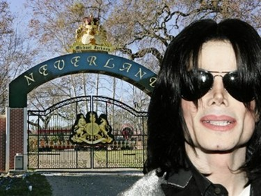 Michael Jackson vende Neverland
