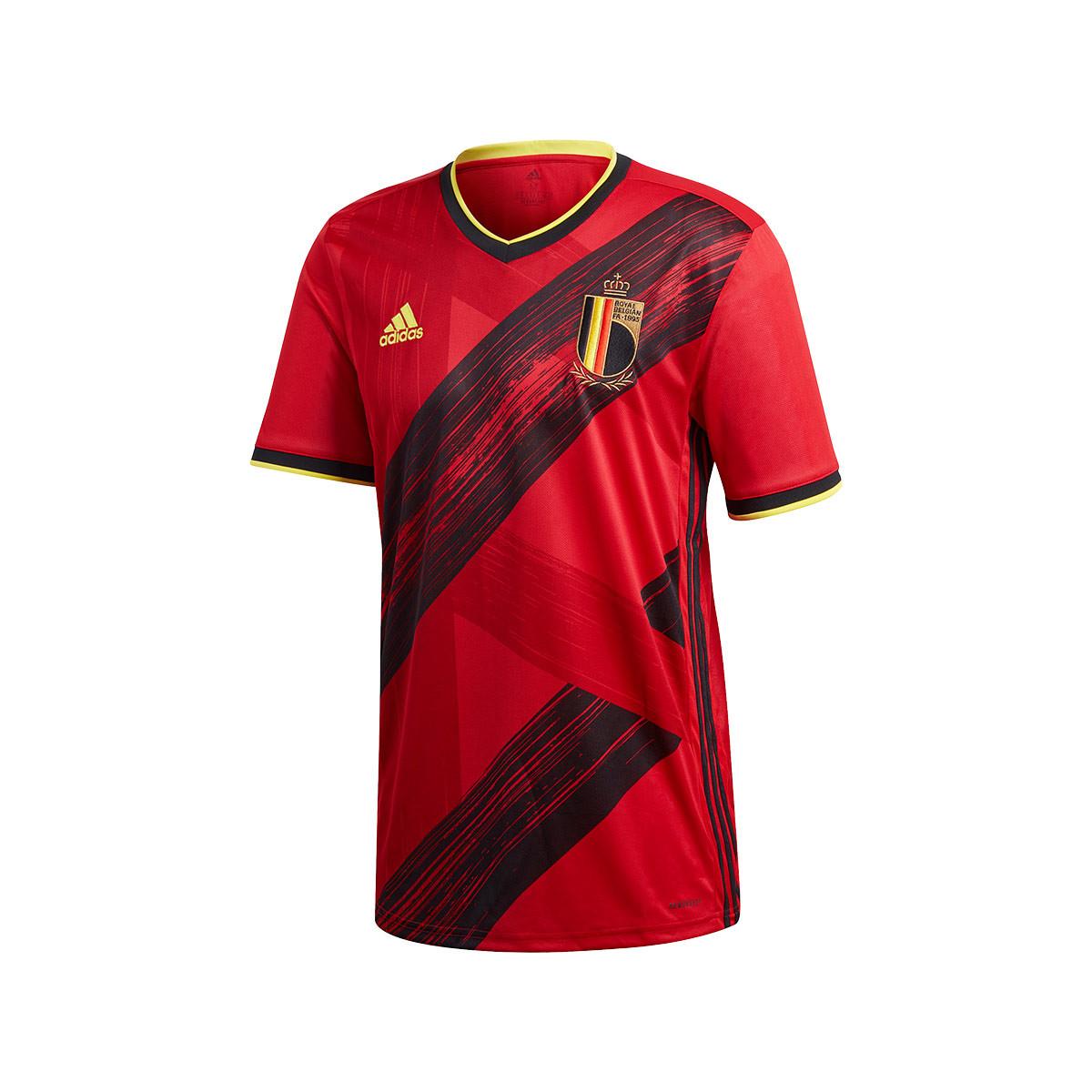 Camiseta de fútbol 'RBFA Belgien Home EM 2020'