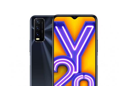Vivo Y20A: un nuevo gama de entrada con gran batería y Snapdragon 439