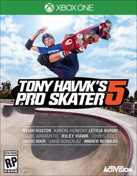 Thps5 Cover