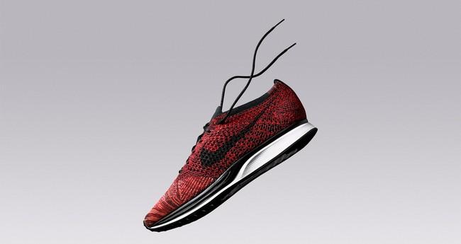 Nike Racer Rojo 01