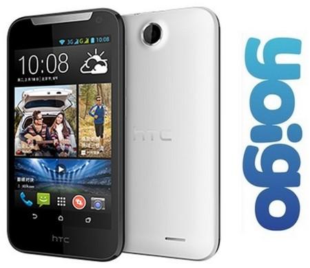 Precios HTC Desire 310 con Yoigo