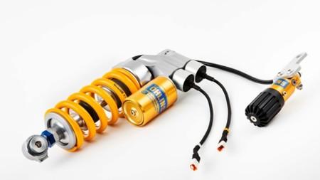 Llamada a revisión de las Yamaha YZF-R1M por el amortiguador Öhlins, y puede que alguna más