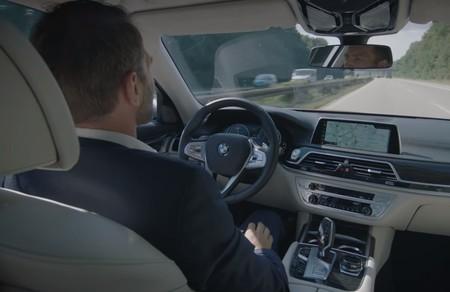conducción autónoma piloto automático