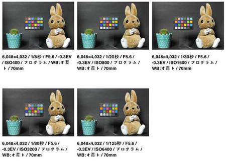Primeras imágenes de la Nikon D3X
