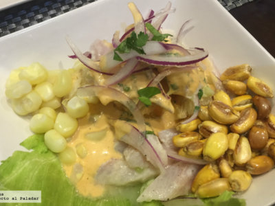 Restaurante Callao24 by Jhosef Arias. Cocina peruana de carreta en Madrid