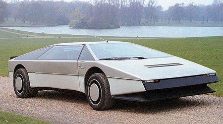 Aston Martin Bulldog '80, el primero de la casa inglesa con motor central