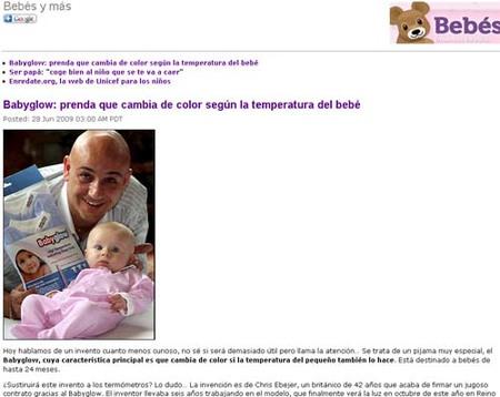 Recibe las noticias diarias de Bebés y más en tu correo