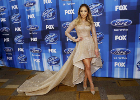 Jennifer Lopez Final American Idol 2016 2