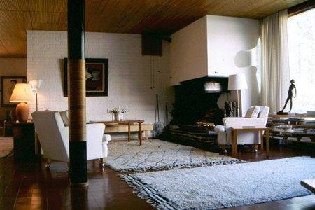 Casas con nombre - villa mairea - interior 2