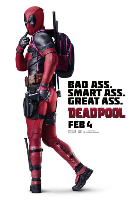 Otro cartel de Deadpool