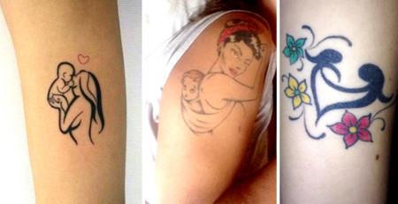 Más De 20 Preciosas Ideas Para Tatuarte El Amor Por Tus Hijos